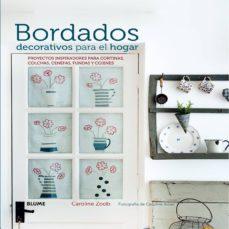 Javiercoterillo.es Bordados Decorativos Para El Hogar: Proyectos Inspiradores Para Cortinas, Colchas, Cenefas, Fundas Y Cojines Image