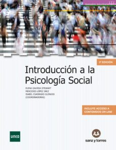Descargar INTRODUCCION A LA PSICOLOGIA SOCIAL gratis pdf - leer online