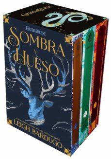 Descarga de libros audibles de Amazon ESTUCHE ESPECIAL TRILOGIA SOMBRA Y HUESO COMPLETA - GRISHAVERSE