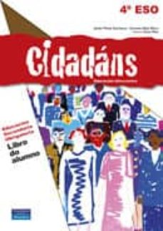 Viamistica.es Ciudadanos Libro Del Alumno 4 Eso Gallego (Secundaria-ciudadanía) Image