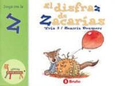 el zoo de las letras: el disfraz de zacarias (t. 32)-9788421635926