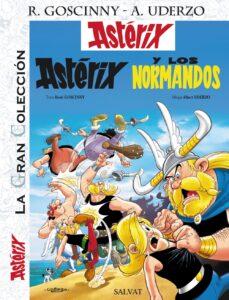 asterix 9: asterix y los normandos (asterix gran coleccion)-albert uderzo-9788421688526