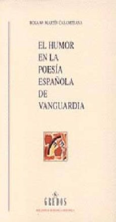 Mrnice.mx El Humor En La Poesia Española De Vanguardia Image