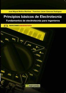 principios basicos de electrotecnia-jose miguel molina martinez-9788426717726