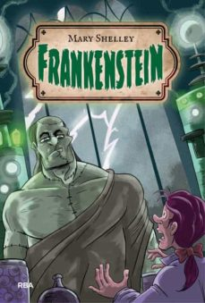 frankenstein (clasicos del terror)-mary shelley-9788427216426