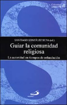 Mrnice.mx Guiar La Comunidad Religiosa: La Autoridad En Tiempos De Refundac Ion Image