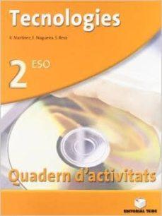Inciertagloria.es Quadern Activitats Tecnologies 2 Eso -Catala Image