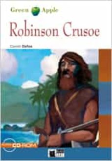 Descargar ebooks gratis en español ROBINSON CRUSOE BOOK + CD-ROM 9788431690526