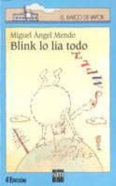 Javiercoterillo.es Blink Lo Lia Todo Image