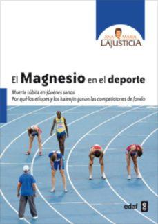 el magnesio en el deporte (ebook)-ana maria lajusticia-9788441434226