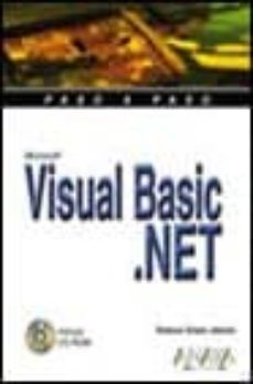 Valentifaineros20015.es Visual Basic.net (Paso A Paso) (Incluye Cd-rom) Image