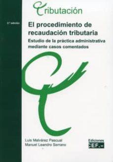 Cdaea.es Procedimiento De Recaudacion Tributaria(2ª Ed.) Image