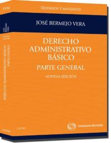 Permacultivo.es Derecho Administrativo Basico: Parte General (9ª Ed.) Image