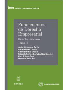 Inmaswan.es Fundamentos De Derecho Empresarial Vol. Iv Image