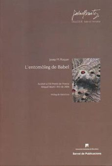 Inmaswan.es L'entomòleg De Babel Image