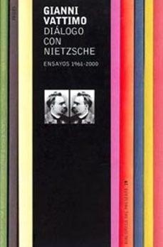 Mrnice.mx Dialogo Con Nietzsche: Ensayos 1961-2000 Image