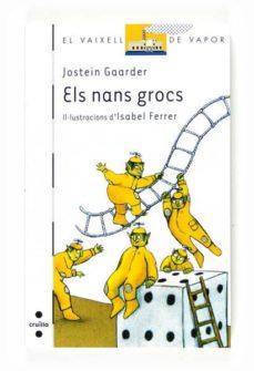 els nans grocs-jostein gaarder-9788466124126