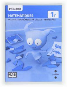 Emprende2020.es Matematiques Quadern D Activitats Connecta 2.0 2011 1º Primaria Image