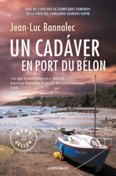 Cronouno.es Un Cadáver En Port Du Bélon (Comisario Dupin 4) Image