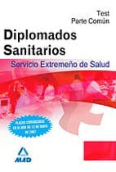 Curiouscongress.es Diplomados Sanitarios Del Servicio Extremeño De Salud (Ses). Test Parte Comun Image