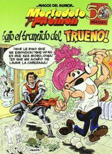 magos del humor nº 112: bajo el bramido del trueno-francisco ibañez-9788466627726