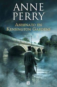 asesinato en kensington gardens (inspector thomas pitt 32) (ebook)-anne perry-9788466665926