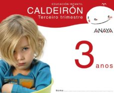 Upgrade6a.es Caldeirón 3 Anos. Tercer Trimestre. Galicia Educación Infantil 3-5 Años Image