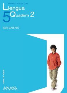Curiouscongress.es Llengua 5. Quadern 2.illes Balears Catalán Image
