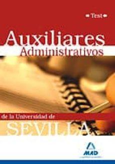 Bressoamisuradi.it Auxiliares Administrativos De La Universidad De Sevilla. Test Image