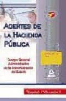 Vinisenzatrucco.it Agentes De La Hacienda Publica. Cuerpo General Administrativo De La Administracion Del Estado. Temario Volumen Ii Image