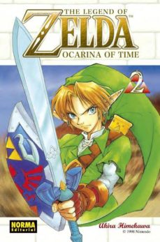 the legend of zelda nº 2: ocarina of time (6ª ed.)-akira himekawa-9788467900026