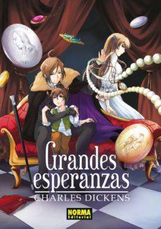 Descargas gratuitas de libros de ipad. GRANDES ESPERANZAS (MANGA) de CHARLES DICKENS 9788467938326 en español PDB