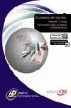 Inmaswan.es Cuaderno Del Alumno Regimen Juridico De La Administracion Publica (Administrativos). Formacion Para El Empleo Image