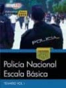 Valentifaineros20015.es Policía Nacional Escala Básica. Temario Vol. I. Image