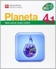 Permacultivo.es Planeta 4. Madrid. Libro 1, 2 Y 3 4º Primaria Image