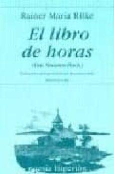 el libro de horas-rainer maria rilke-9788475178226