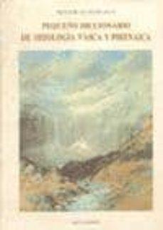 Emprende2020.es Pequeño Diccionario De Mitologia Vasca Y Pirenaica Image