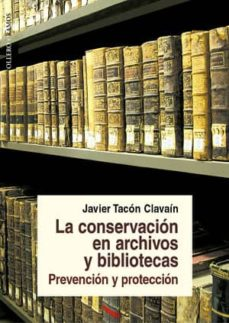 Titantitan.mx La Conservacion Enarchivos Y Bibliotecas . Prevencion Y Protecc Ion Image