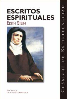 escritos espirituales-edith stein-9788479143626