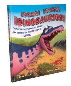 Debatecd.mx ¡Brrr! ¡Grrr! ¡Dinosaurios! (Libros Con Solapas) Image