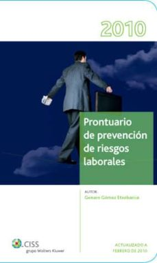 Cronouno.es Prontuario De Prevencion De Riesgos Laborales 2010 Image
