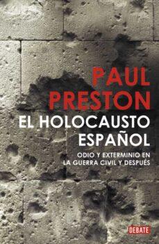 el holocausto español-paul preston-9788483068526