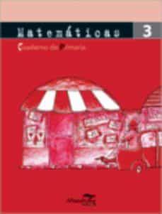 Trailab.it Matematicas, Educacion Primaria. Cuaderno 3 Image