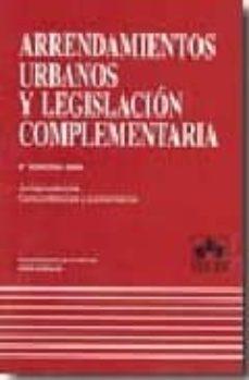 Padella.mx Arrendamientos Urbanos Y Legislacion Complementaria: Jurisprudenc Ia, Concordancias Y Comentarios (9ª Ed) Image
