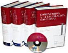 Permacultivo.es Comentarios A La Legislacion Concursal (4 Tomos) (Incluye 1 Cd-ro M) Image