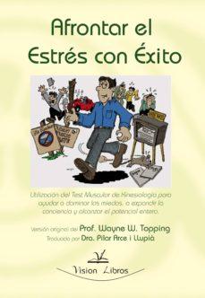 afrontar el estrés con éxito : success over distress (ebook)-pilar arce i llupia-9788490113226