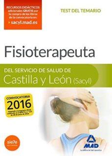 Colorroad.es Fisioterapeuta Del Servicio De Salud De Castilla Y León (Sacyl) Test Image