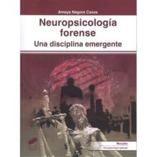 Descargar gratis google books epub NEUROPSICOLOGIA FORENSE