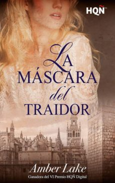 la mascara del traidor-amber lake-9788491884026