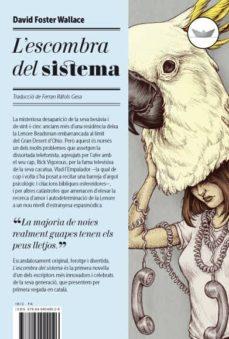 Pdf descarga gratuita de libro L ESCOMBRA DEL SISTEMA in Spanish de DAVID FOSTER WALLACE DJVU